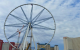 High Roller's towering wheel
